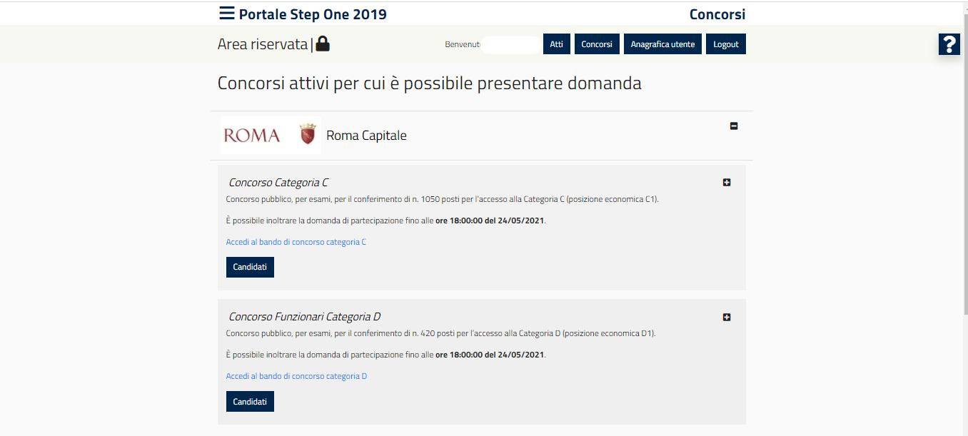 Immagine Portale Step One